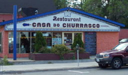 Casa Do Churrasco Restaurant (190 Dalhousie Street).  Great food in my opinion.
