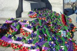 Wreaths upon wreaths upon wreaths..