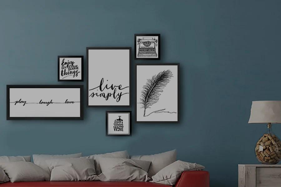 Applique e sospensioni per casa/ufficio, illuminazione led per tutti gli ambienti. Quadri E Stampe Come Sceglierli Per Decorare La Casa