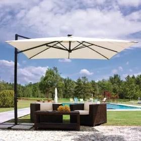 Confronta gli ombrelloni da giardino più venduti re indiscusso di ogni estate, oggi l'ombrellone sta vivendo una seconda giovinezza. Ombrelloni Gazebo E Vele Quale Scegliere Leroy Merlin