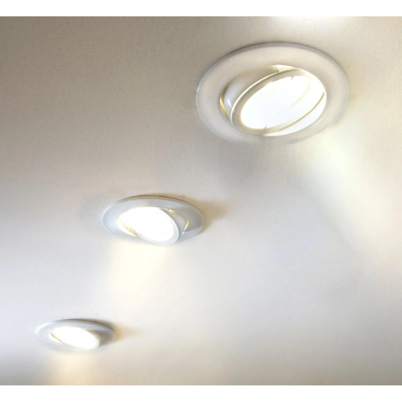 Faux Plafond Cuisine Spot Led ameublement et décoration spot encastrable orientable led