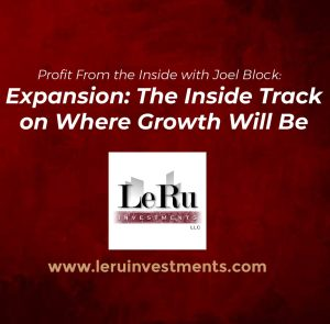 PODCAST: Expansion The Inside Track on Where Growth Will Be