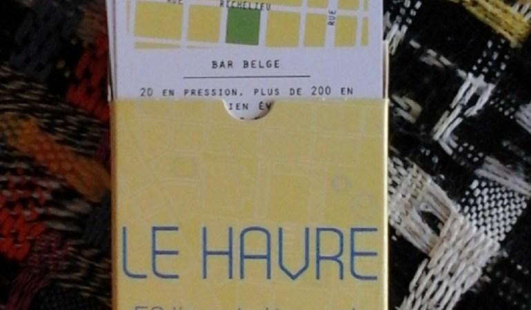 Jeu de cartes – Le Havre