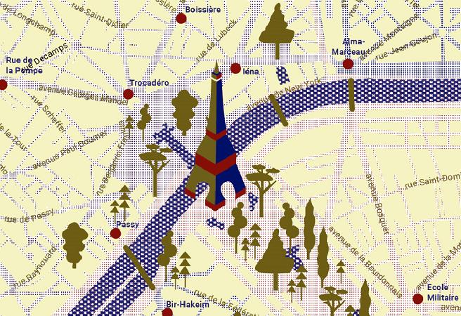 CartaPaname ou comment faire d'une carte une œuvre d'art ?