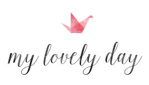Logo my lovely day