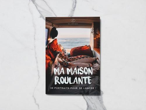 Ma Maison Roulante - Livre auto-édité par The Roadtrippers