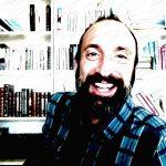 Julien Amic, lecteur et chroniqueur de science fiction, blogueur du site les-carnets-dystopiques.fr