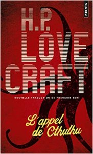 L'appel de Cthulhu - Points - H.P. Lovecraft - les-carnets-dystopiques.fr