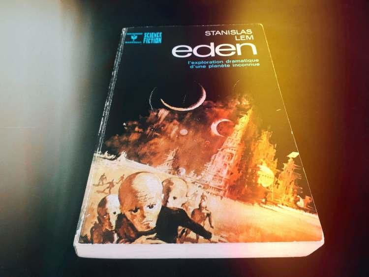 Eden - Stanislas Lem - Marabout - les-carnets-dystopiques.fr