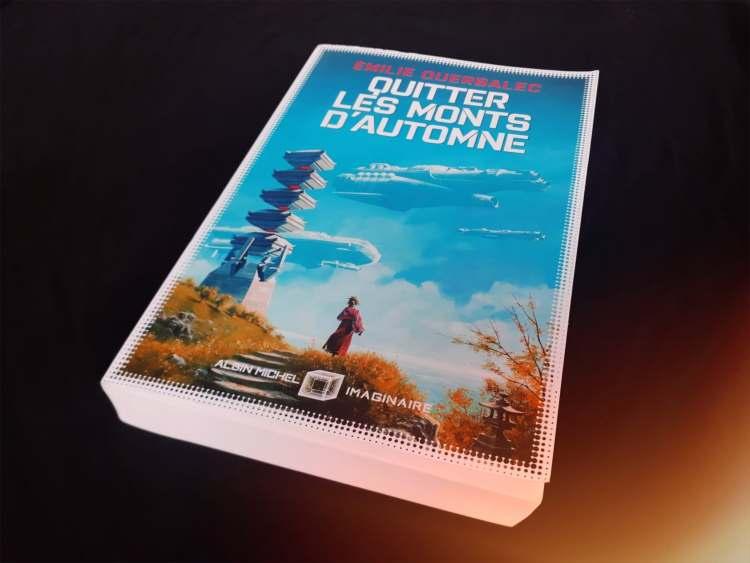 Quitter les monts d'automne - Emilie Querbalec- les-carnets-dystopiques.fr