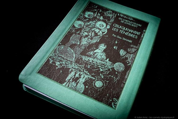 Celui qui hantait les ténèbres - Gou Tanabe - les-carnets-dystopiques.fr - Julien Amic