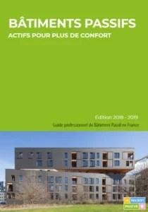 Brochure Verte la maison passive