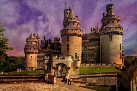 Le Château de Pierrefonds , magnifique!