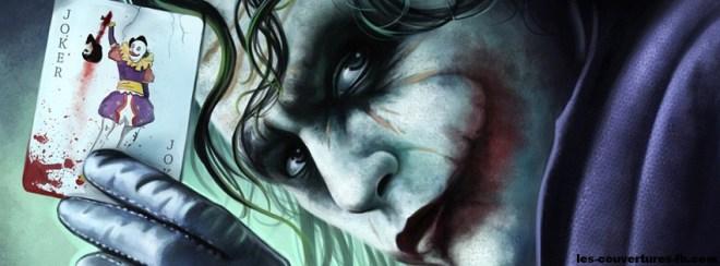 Joker- photo de couverture journal facebook