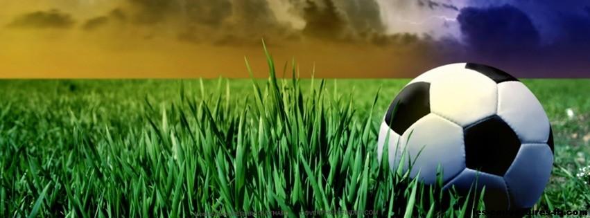 ballon foot-photo de couverture journal facebook