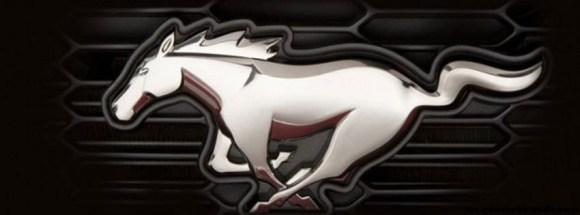 Logo Mustang - Photo de couverture journal Facebook