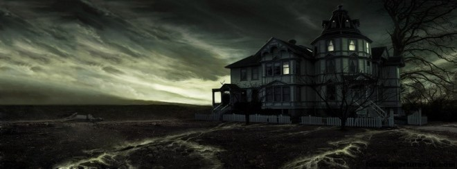 chateau d'halloween - Photo de couverture journal Facebook