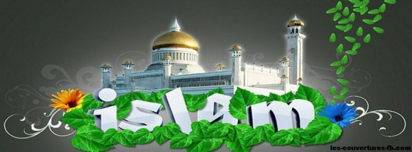 Islam dessin- Photo de couverture journal Facebook