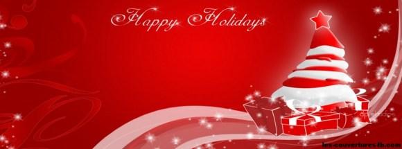 Joyeux Noël - Photo de couverture journal Facebook