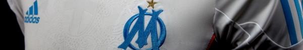 Maillot de l'OM 2013- Photo de couverture journal Facebook