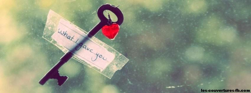 Le meilleur: photo de couverture facebook amour 2013