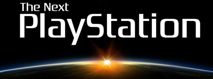 playstation 4 logo couverture facebook