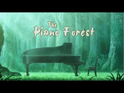Ecran titre Piano Forest