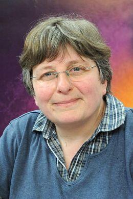 Brigitte Lecordier - 2012 @ Sci-Fi convention - Toulouse