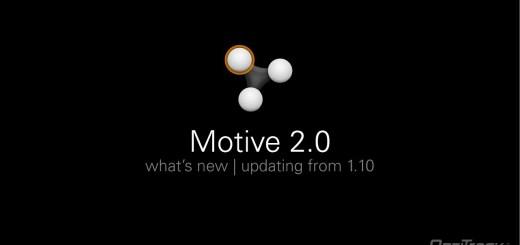 Optitrack - Lance Motive 2.0