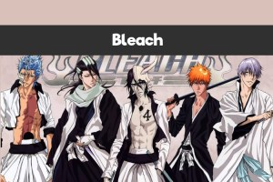 Bleach podcast