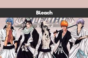 Bleach podcast