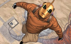 Adaptation animée de The Rocketeer