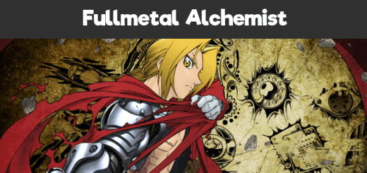 Full Metal Alchemist Podcast