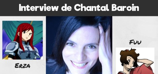 Interview Chantal Baroin - Mang'animes_