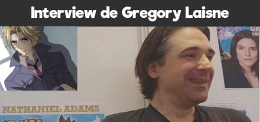 Interview de Gregory Laisne_
