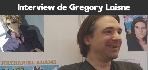 Interview de Gregory Laisne_