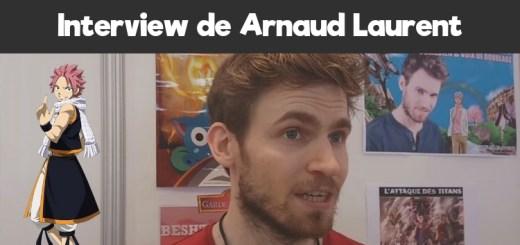 interview de Arnaud Laurent