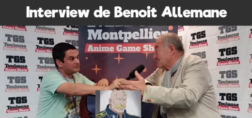 Interview avec Benoit Alemane