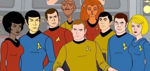 Série Animée Star Trek (image)