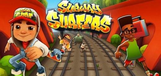 subway-surfers-Série Youtube sortie