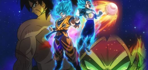 Dragon ball Super : Broly - (image3)