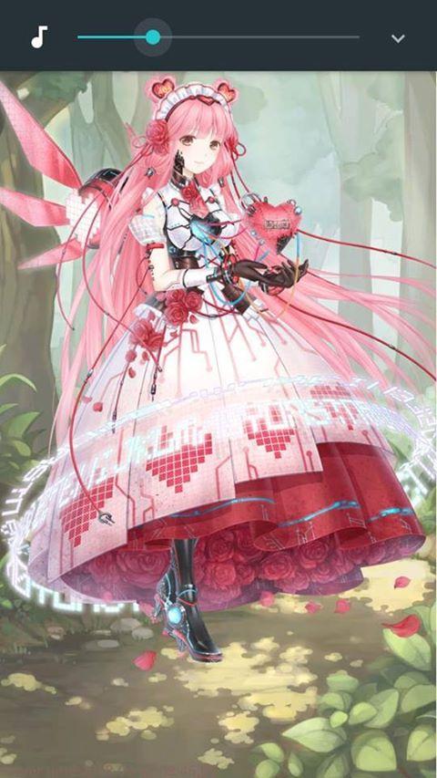 Le set Passion 404 du jeu Love Nikki Cosplay Analyse Costume