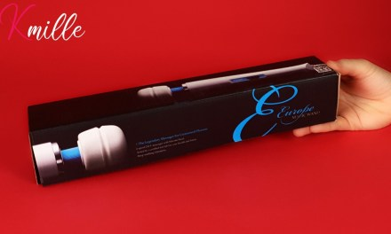 Le vibromasseur externe Europe Magic Wand