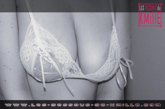Kmille - l'ensemble lingerie Diva