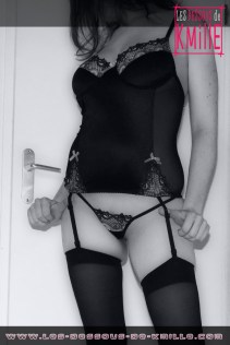Kmille - le corset Brasiliana de Passion