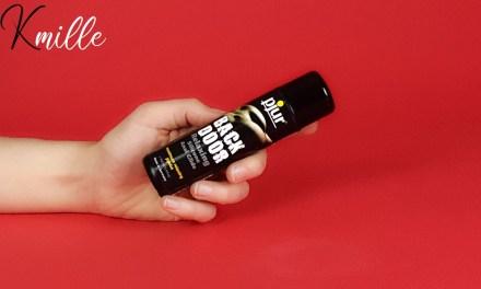 Le lubrifiant anal relaxant Back Door, de la marque Pjur