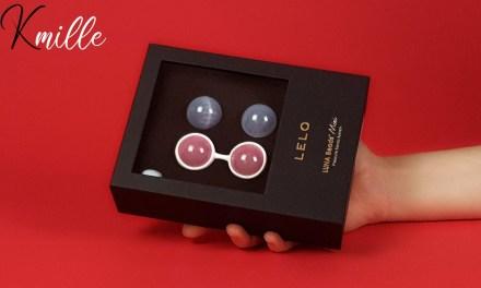 Les boules de Geisha Lelo Luna Beads Mini