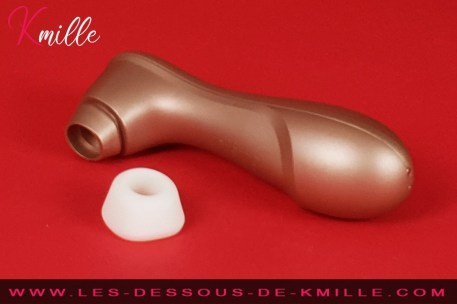 Kmille teste le Satisfyer Pro 2 Next Generation.