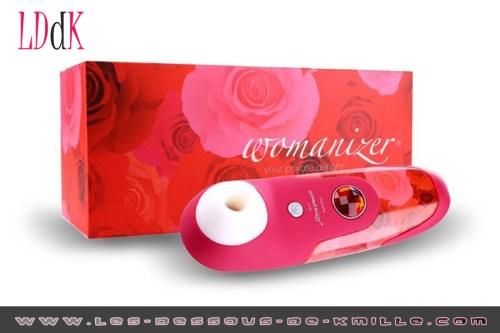 Stimulateur de clitoris, lequel choisir - Womanizer W100