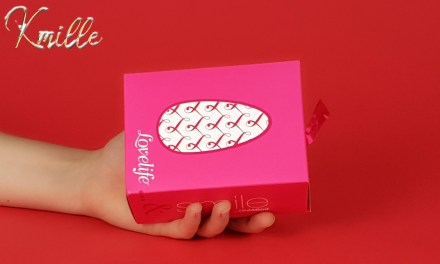 Le stimulateur Lovelife Smile, de la marque OhMiBod